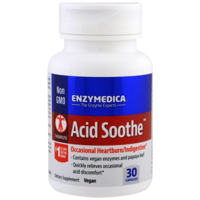 Acid Soothe 30 Capsules
