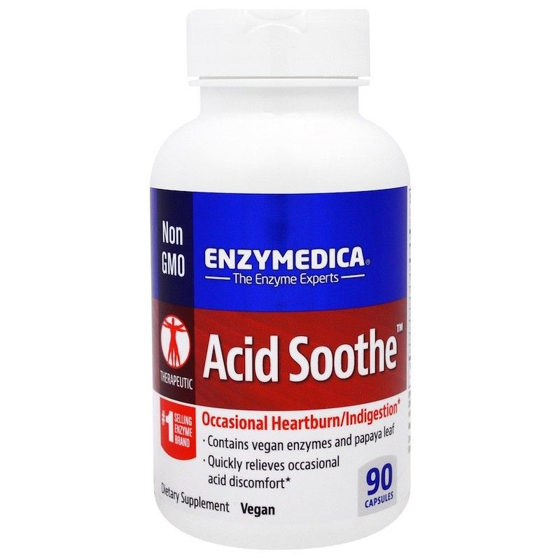 Acid Soothe 90 Capsules