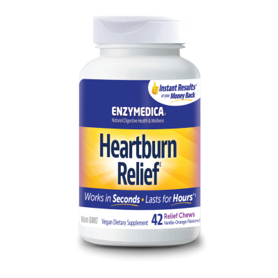 Heartburn Relief Chewable 42's