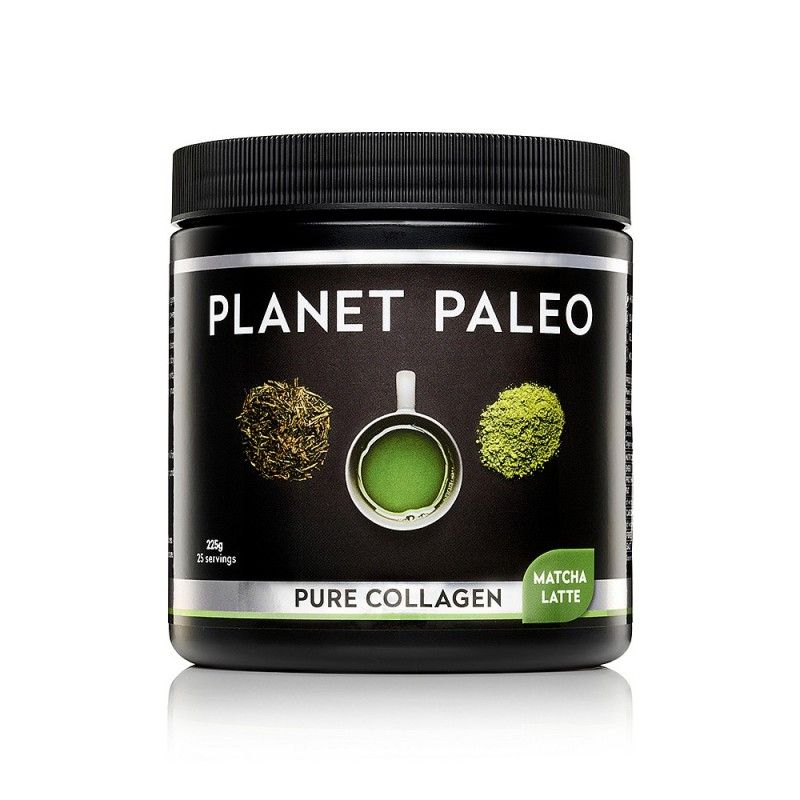 Pure Collagen Matcha Latte