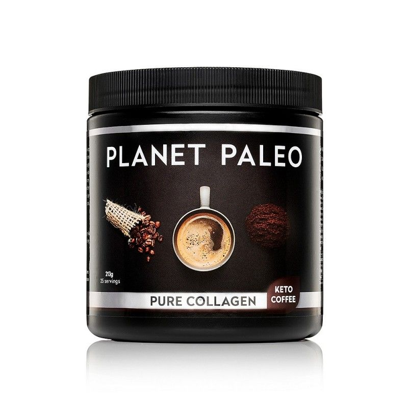 Pure Collagen Keto káva 213g