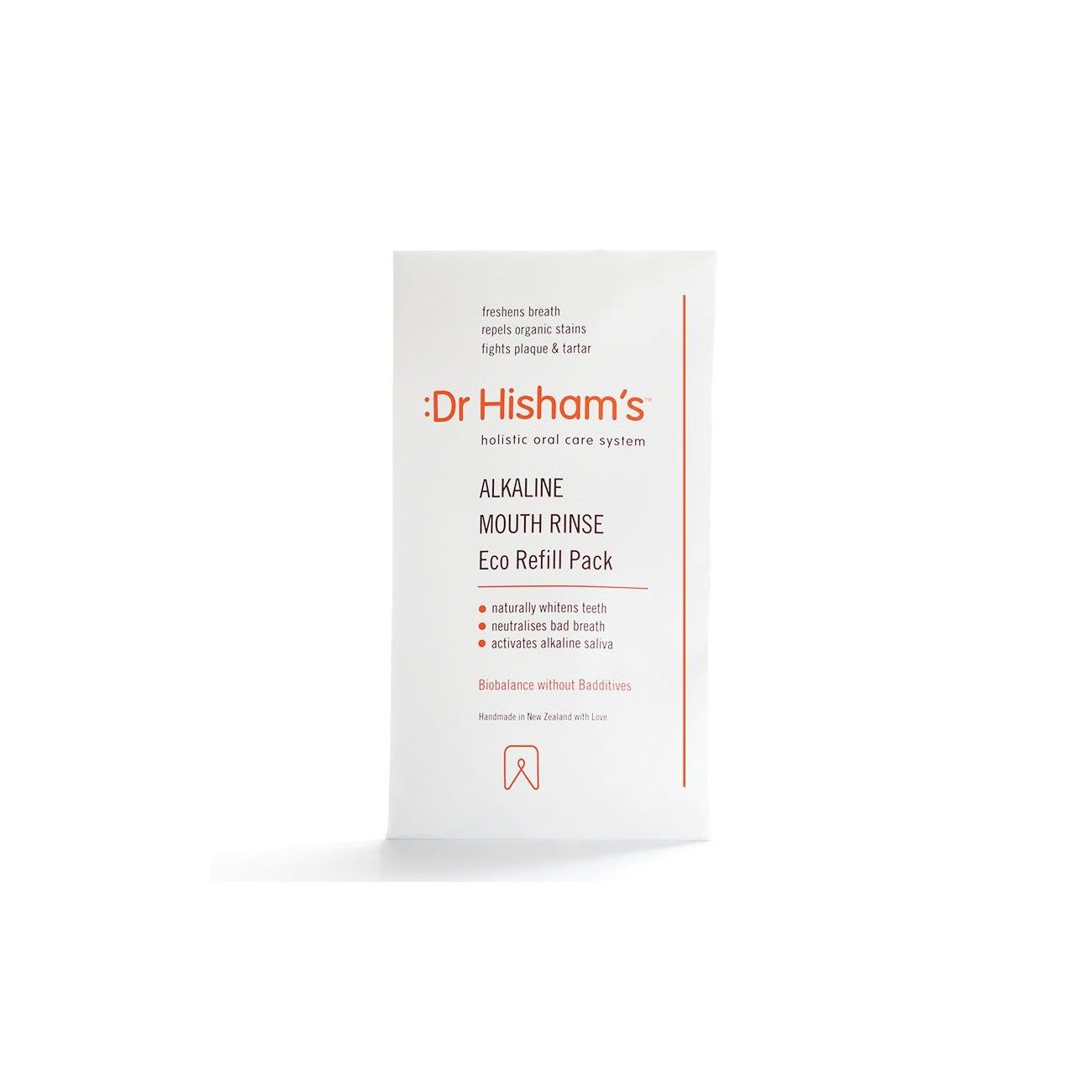 Dr Hisham's Alkaline Mouth Rinse 500ml