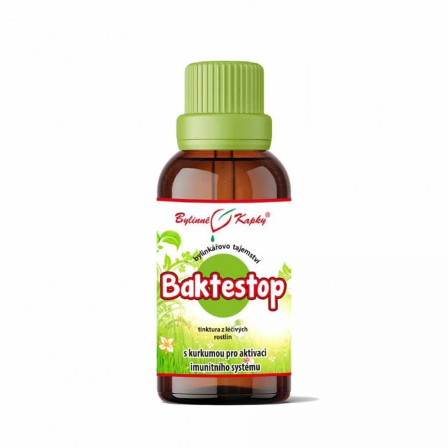 Baktestop 50 ml