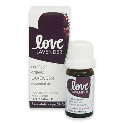 Free spirit love oils - lavender essential oil - 10ml