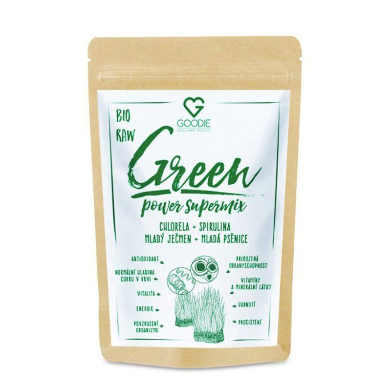 Green Power Supermix BIO 150 g