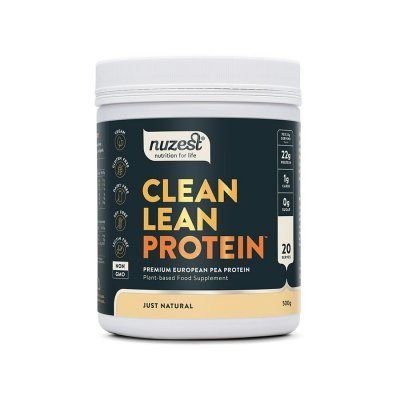 CLEAN LEAN PROTEIN - natural, 500 g