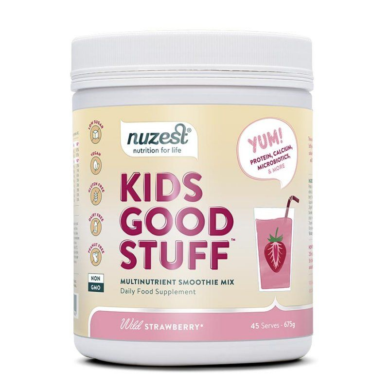 KIDS GOOD STUFF - jahoda, 675 g