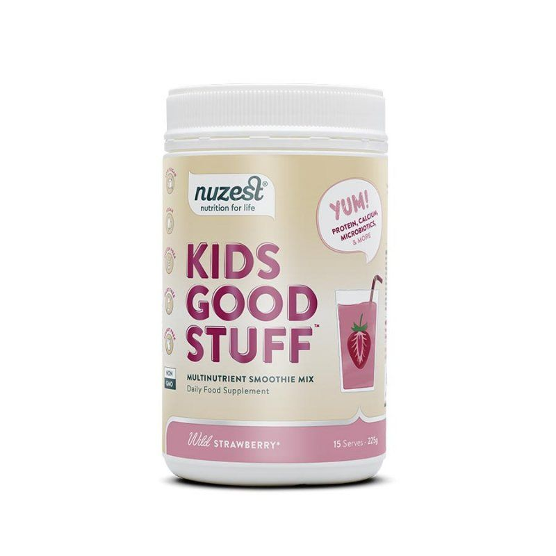 KIDS GOOD STUFF - jahoda, 225 g