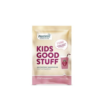 KIDS GOOD STUFF - jahoda, 15 g