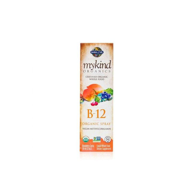Garden of Life vitamín B12 ve spreji 57 ml